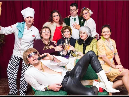 Balbriggan Dramatic Society show to benefit Bremore Scouts.
