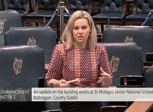 Minister's poor response to concerns about St Molaga's leaves a lot to be desired - Clifford-Lee