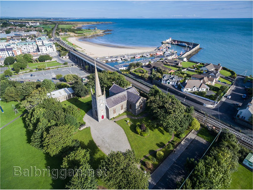 Drone Shots of Balbriggan