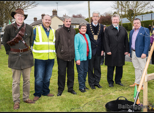 Balrothery Village celebrates the Centenary of the 1916 Rising