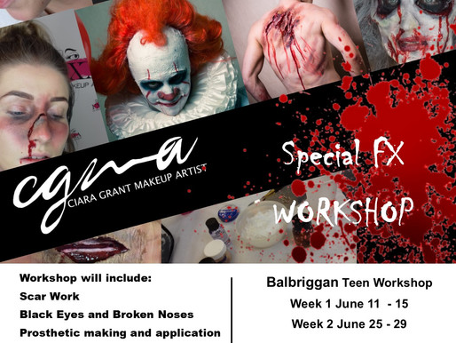 SFX Summer Workshop