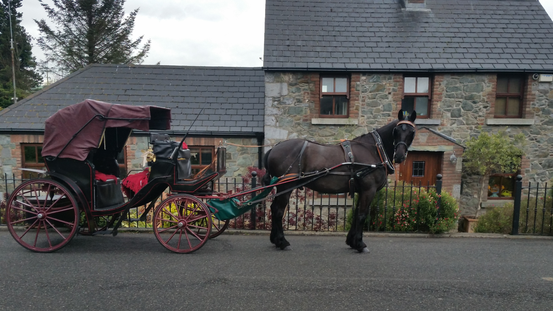 Keith Sherwin Horse & Carriage