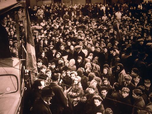 Éamon de Valera, The Square Balbriggan 1948