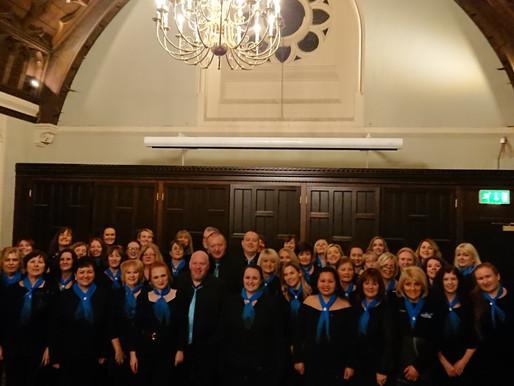 Balbriggan Gospel Choir Homecoming Concert Tomorrow Night Bracken Court Hotel