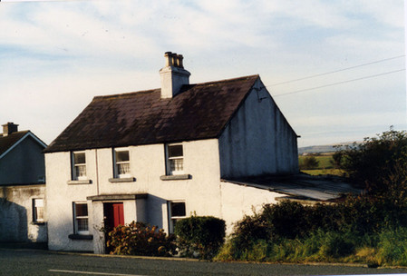 Balrothery, Neddy Hughes house.jpg