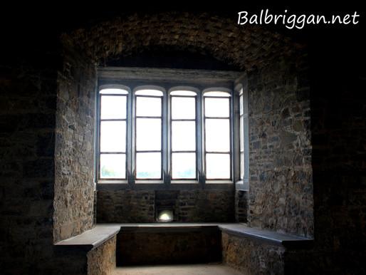 Inside Bremore Castle Balbriggan