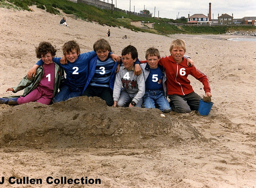 Some Great PJ Cullen Photos today from the Balbriggan.net Archives.