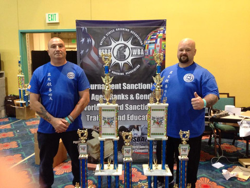 Blue Dragon takes home top prizes at US Open & World Martial Arts Championships 2015