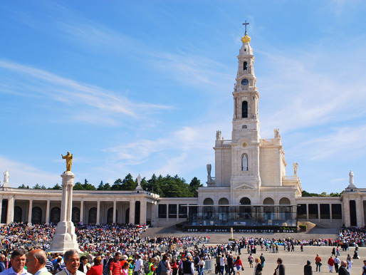 Balbriggan Parish Pilgrimage To Fatima