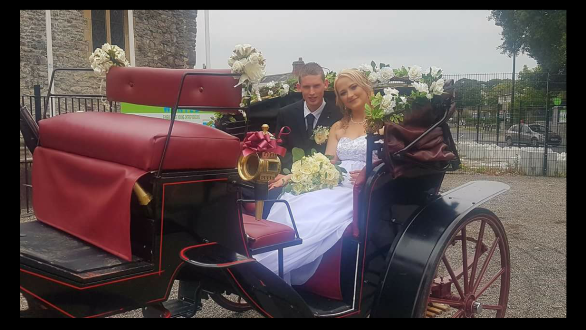 Fingal Wedding Carrige