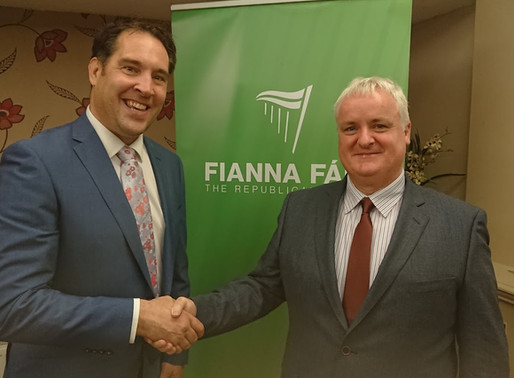 Fianna Fáil select two candidates for Rush - Lusk Local Election 2019