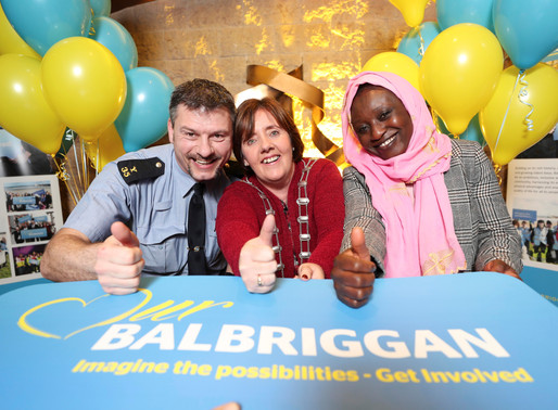 Over 4,000 people have now taken the 'Our Balbriggan' survey