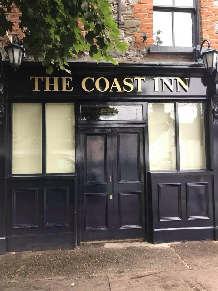 The Coast Inn Front Door