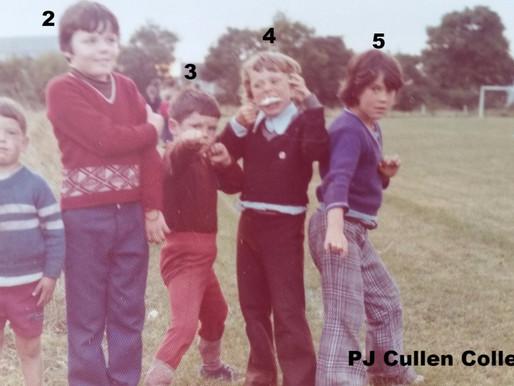 Balbriggan Kung Fu 1970's?