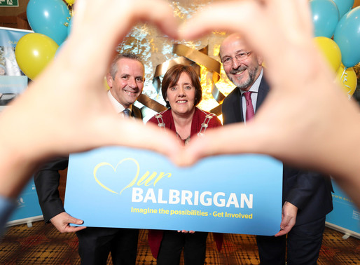 Details of World Cafe Event & More Photos from Our Balbriggan Launch.