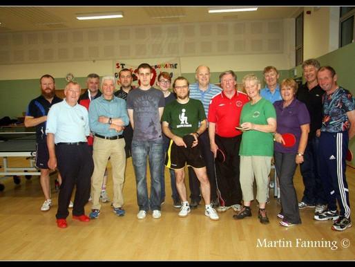 New Balbriggan Table Tennis club