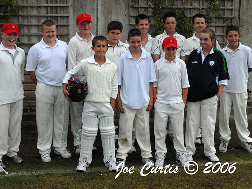 Some Cricket Photos from Joe Curtis