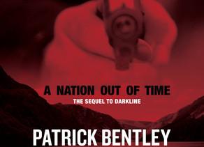 Balbriggan Author set to launch sequel to his best seller DARKLINE