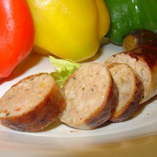 Chicken Bell Pepper Sausage