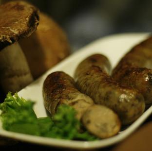 Chicken Portabello Mushroom Sausage