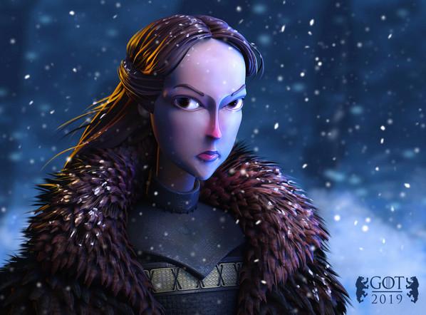 Lady Mormont