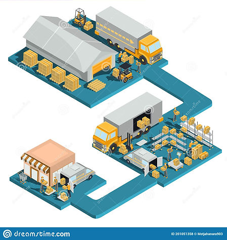 vector-d-isometric-logistic-delivery-illustration-process-distribution-goods-wholesale-war