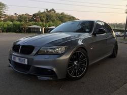 RK motion BMW E90 Tuned