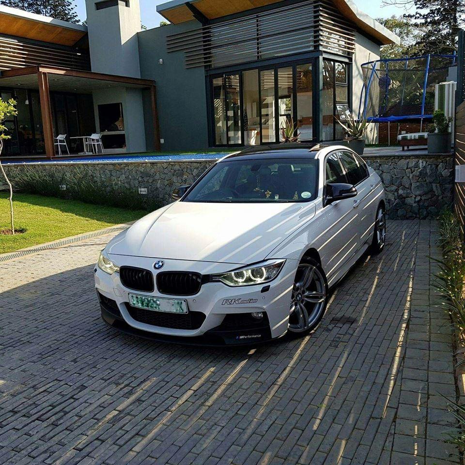 BMW F30 320d RK motion Diesel Tuning