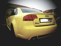 RS4 RK motion remapped