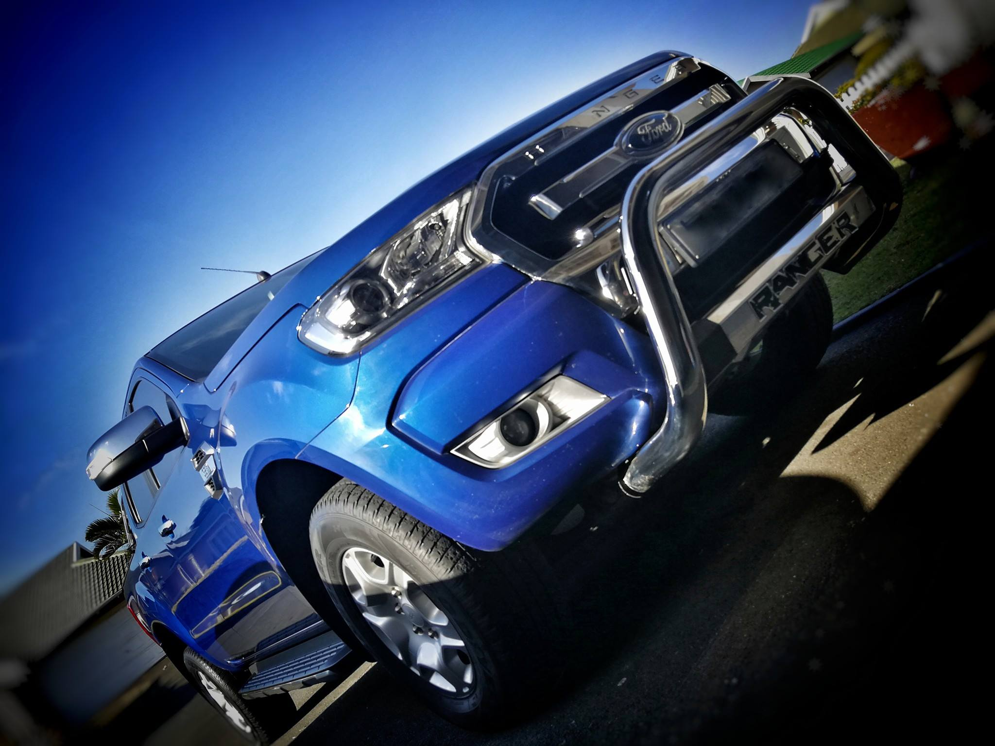 RK motion Ford Ranger remapped