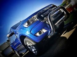 RK motion Ford Ranger remapped