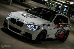 Fast BMW 120d 13 Seconds