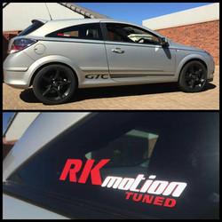 RK motion Opel 1.9