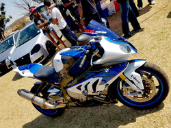 RK motion BMW S1000RR tuned