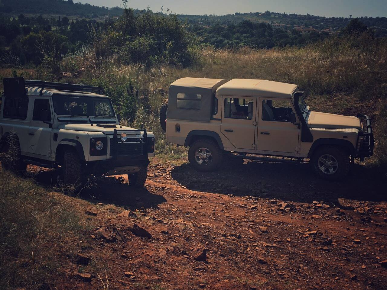 Land Rover RK motion