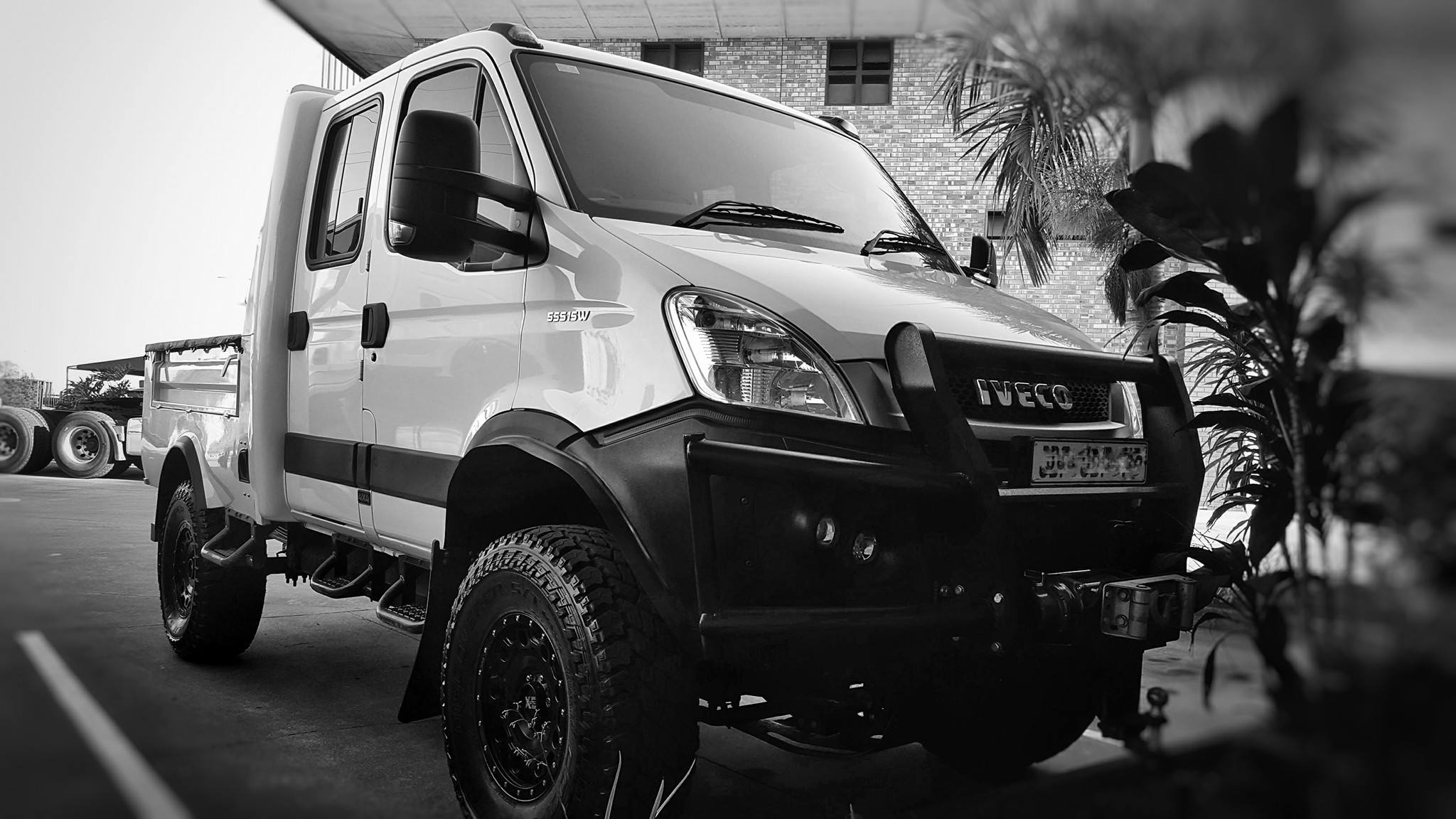 RK motion Tuned Iveco
