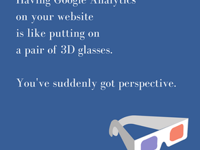What Google Analytics can do for you.