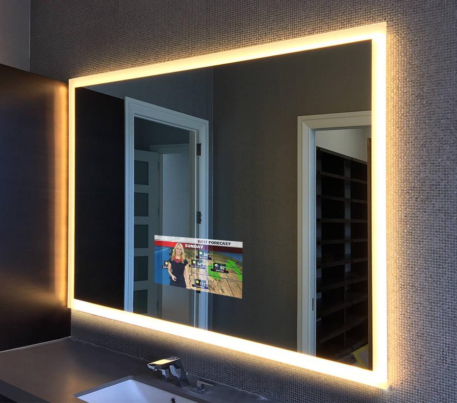 Espejo Television con luz