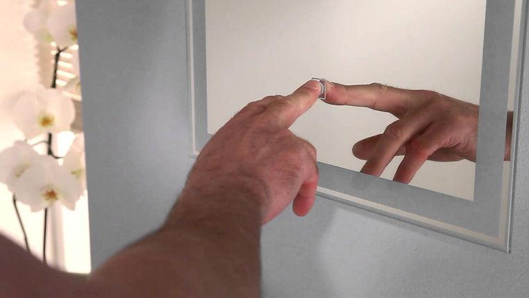 Espejos touch
