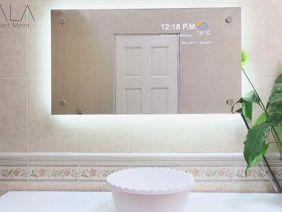 espejo inteligente naala