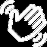motion sensor hand