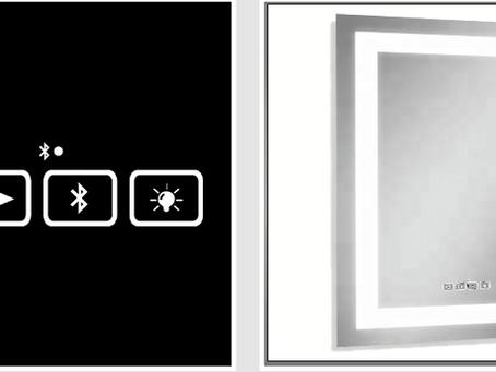 Como funciona un Espejo Bluetooth?