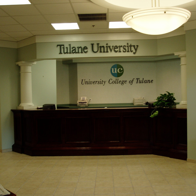 University College of Tulane Biloxi, Mississippi 2003 Gold Professional Design Award