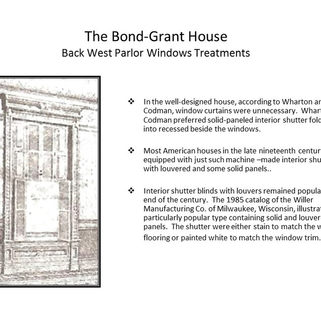 Bond-Grant House Biloxi, Mississippi