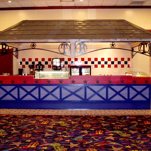 Boomtown Casino Ice Cream Parlor Biloxi, Mississippi 2003 Gold Professional Design Award