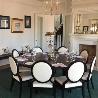 White Pillars Restaurant Biloxi, Mississippi 2018 Mississippi Heritage Trust Award for Restoration 2016 Mississippi & National Registers of Historic Places