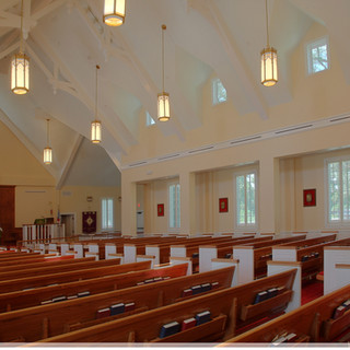 St. Mark's Episcopal Church Gulfport, Mississippi 2008 Bronze Professional Design Award