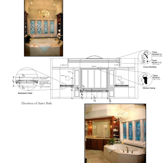 Project Drawings Residential 3,500+ SF_P