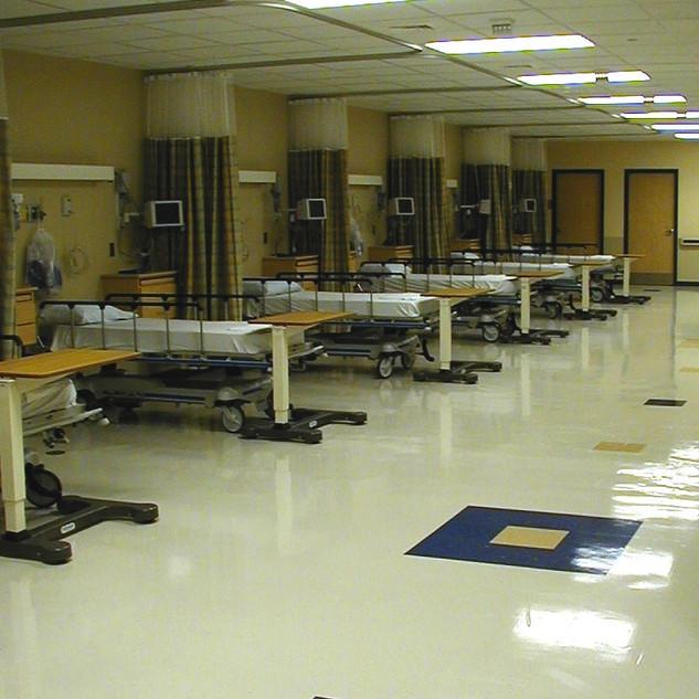Gulf Coast Outpatient Surgery Center Biloxi, Mississippi 2004 Bronze Professional Design Award