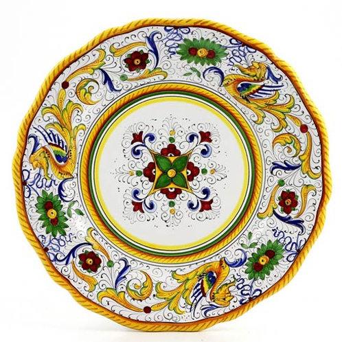 Deruta Of Italy Raffaellesco Dinner Plate